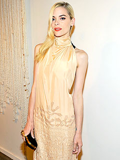 Jaime King Godparents Hunters Alley launch