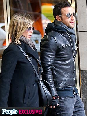 Jennifer Aniston: Justin Theroux Is a 'Killer' Cook| Jennifer Aniston, Justin Theroux