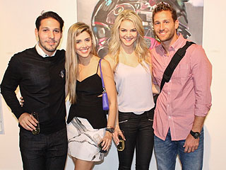 Juan Pablo Galavis and Nikki Ferrell's Affectionate Date Night in Miami