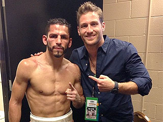 The Hangover? Juan Pablo Hits Vegas Before Bachelor Finale (Photos)