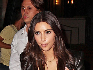 Kim Kardashian Enjoys Late-Night Dinner Date in Miami | Kim Kardashian