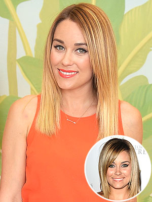 Lauren Conrad haircut