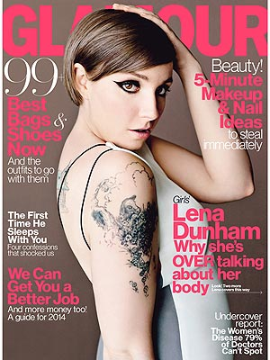 Lena Dunham Says She May Leave Acting After Girls| HBO, Girls, Lena Dunham