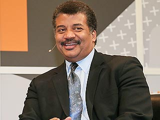 Cosmos's Neil deGrasse Tyson Is Happy to Be a Nerd Sex Symbol
