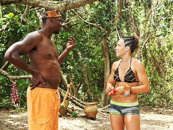 Stephen Fishbach's Survivor Blog: The Brains Team Lacks Smarts| Celebrity Blog, Survivor, Survivor, Erik Reichenbach, Stephen Fishbach