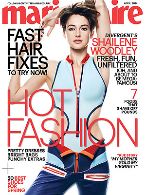 Shailene Woodley: I Don't Know If We're Meant to Be with One Person Forever| The Fault in Our Stars, Divergent, George Clooney, Shailene Woodley