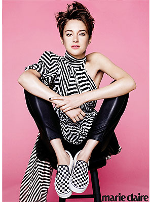 Shailene Woodley: I Don't Know If We're Meant to Be with One Person Forever