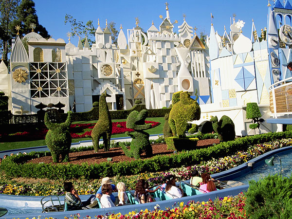 'It's a Small World' Turns 50 at Disneyland, Walt Disney World