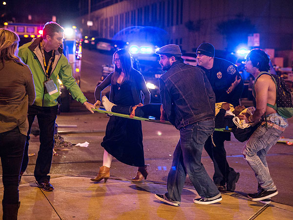 2 Killed, 23 Injured as Car Plows into Barrier at SXSW in Austin