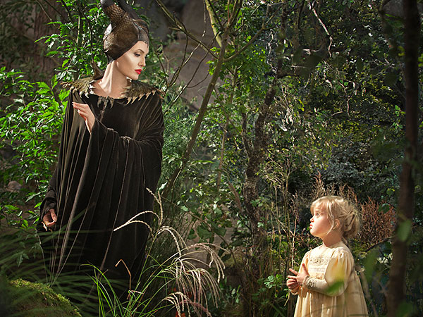 No Rest for the Wicked: PEOPLE's Critic on the Grandly Ambitious Maleficent| Maleficent, Sleeping Beauty, Movie News, Angelina Jolie, Vivienne Jolie-Pitt, Walt Disney