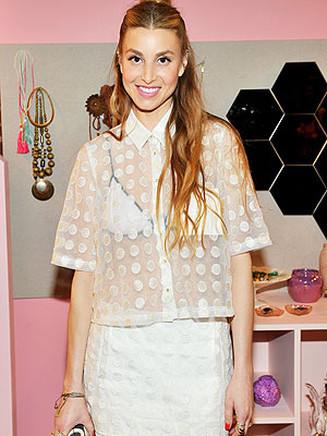 Whitney Port Isn't Putting Pressure on Herself to Plan Her Wedding