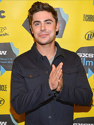 Zac Efron: 'I've Been Blessed'