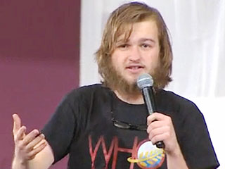 Two And A Half Men's Angus T. Jones Claims He Was 'A Paid Hypocrite' | Two and a Half Men, Angus T. Jones