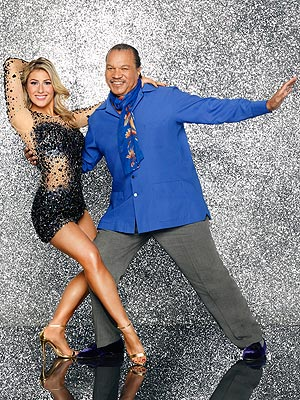 Dancing with the Stars: Billy Dee Williams Out Due to Injury, Meryl & Maks One Point Shy of Perfect| Dancing With the Stars, Candace Cameron, Danica McKellar, Maksim Chmerkovskiy, NeNe Leakes, Peta Murgatroyd, Robin Roberts, Actor Class, RolesClass