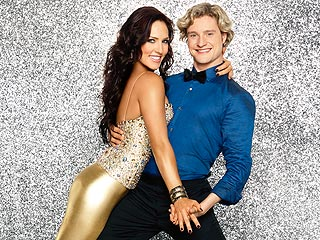 How Did Meryl Davis Fare Against Charlie White on Dancing's Premiere? | Sharna Burgess