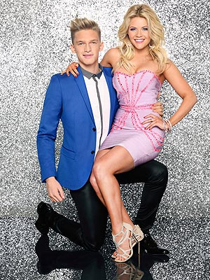 'Dancing with the Stars': Cody Simpson's Girlfriend Jokes About Sexy Hip Action
