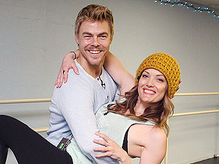 Amy Purdy Shows Off Her Specially Designed 'New Feet' for DWTS | Amy Purdy, Derek Hough