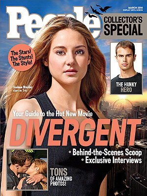 Your Guide to the Tough Ladies of Divergent| Divergent, Divergent, Kate Winslet, Shailene Woodley
