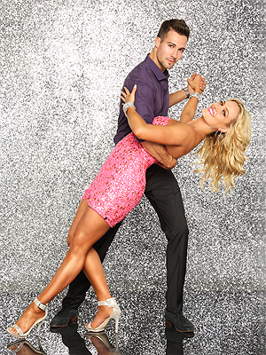 Peta Murgatroyd's DWTS Blog: 'I Absolutely Believe' We Can Make It to the Finals | James Maslow