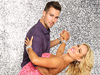 Peta Murgatroyd's DWTS Blog: 'This Week Is a Lot for James' | James Maslow