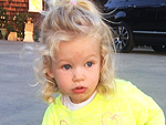 Cute! Jessica Simpson's Daughter Maxwell Wears Mommy's Designs