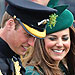 See Prince William and Kate All Decked Out for St. Patrick's Day | Kate Middleton, Prince William