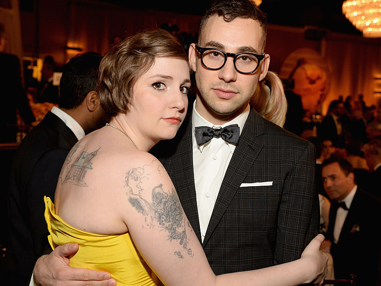 Lena Dunham Receives a Special Ring from Boyfriend Jack Antonoff as an Anniversary Gift - Check It Out!