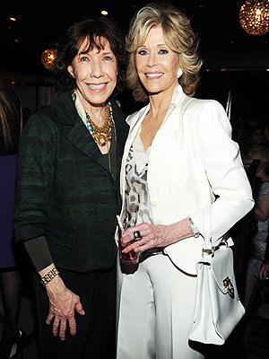 9 to 5 Reunion: Jane Fonda and Lily Tomlin to Star in New Netflix Series