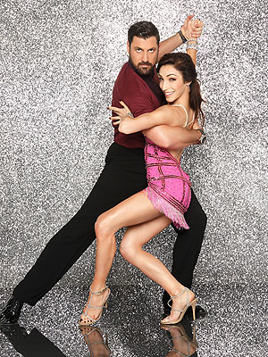 Which Couple Was One Point Shy of a Perfect Score on DWTS? | Maksim Chmerkovskiy, Meryl Davis