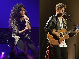 American Idol: Malaya Watson and Alex Preston Shine