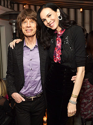 Mick Jagger Posts Touching Tribute to L'Wren Scott | Mick Jagger