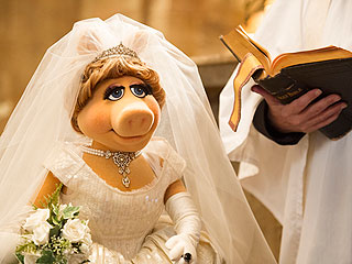 Kermit and Miss Piggy's Wedding: The Inside Details