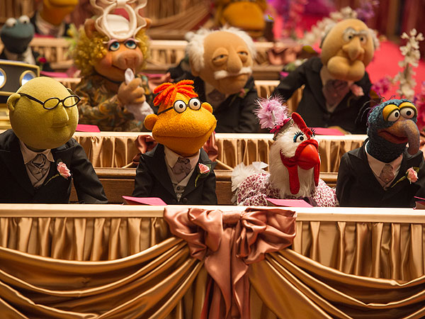 Kermit and Miss Piggy's Wedding: The Inside Details| Weddings, Muppets Most Wanted, Muppets, Kermit the Frog, Miss Piggy