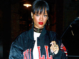 Rihanna Parties Until the Wee Hours in N.Y.C. | Rihanna