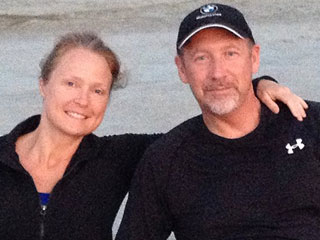 Partner of Passenger on Missing Plane: 'I Do Not Believe He Is Dead'