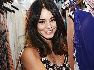 Vanessa Hudgens Loads Up on Coachella Fashion