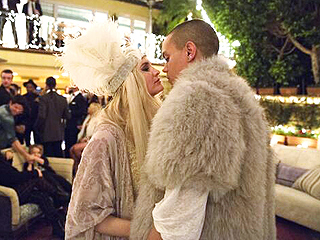 Ashlee Simpson & Evan Ross's Engagement Party: See the Pics! | Ashlee Simpson, Evan Ross