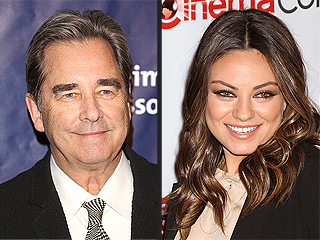 What Parenting Advice Does Beau Bridges Have for Mila Kunis?