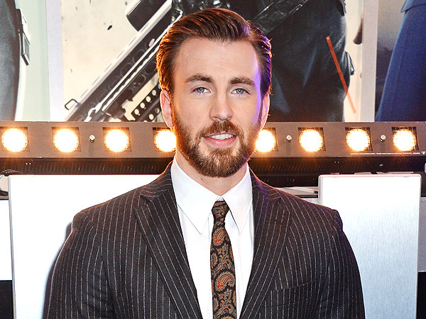 Chris Evans Reveals His Secret (Sporty) Obsession