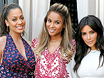 Ciara Celebrates Baby Shower with BFFs Kim Kardashian & La La Anthony