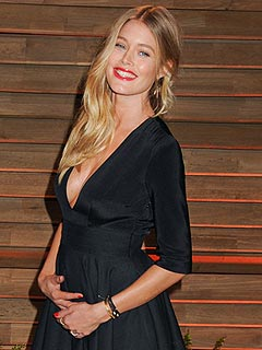 Doutzen Kroes Pregnant Expecting a Daughter