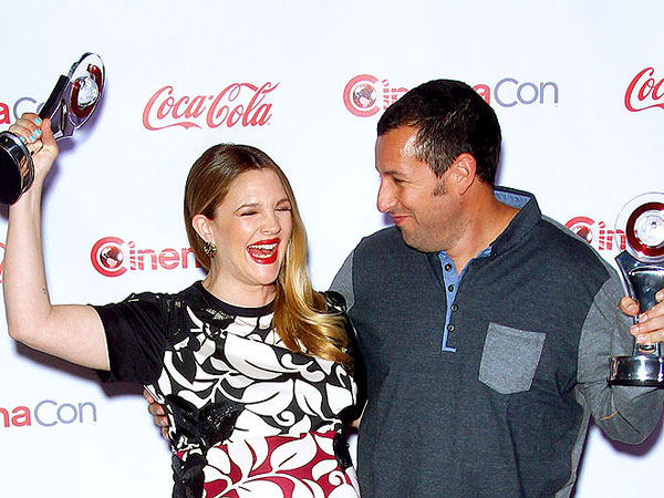 Drew Barrymore 'Couldn't Be Better' After Having Second Child| Babies, Blended, Adam Sandler, Drew Barrymore, Will Kopelman