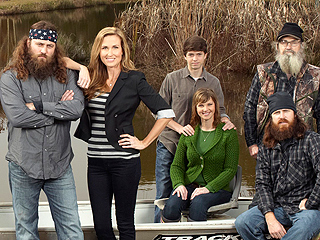 Duck Dynasty: The Robertsons Speak Out on Family and Contro