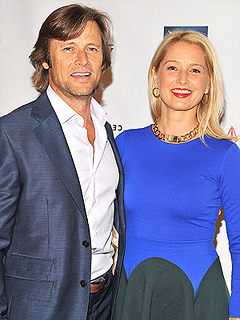 Grant Show Katherine LaNasa Welcome Daughter Eloise McCue