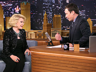 Watch Joan Rivers Return t