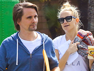 Kate Hudson & Matthew Bellamy 'Have Bumps in the Road Like Anyone Else'