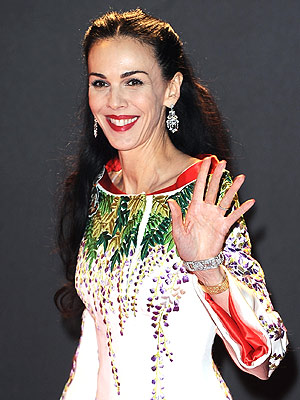 L'wren Scott Amber award