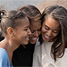 PHOTOS: Michelle Obama and Her Daughters Visit the Great Wall of China