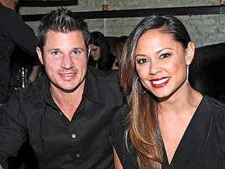Nick and Vanessa Lachey Enjoy Date Night