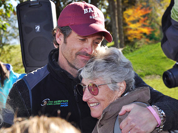 Patrick Dempsey's Mother Dies of Cancer